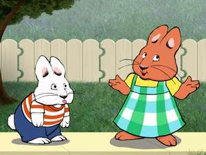 Max And Ruby S6 Ep083 Max Whistles Ruby S Photo Op Full