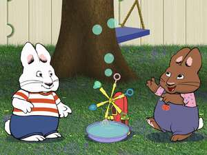 Max And Ruby S6 Ep091 You Can T Catch Me Max S Bubbles