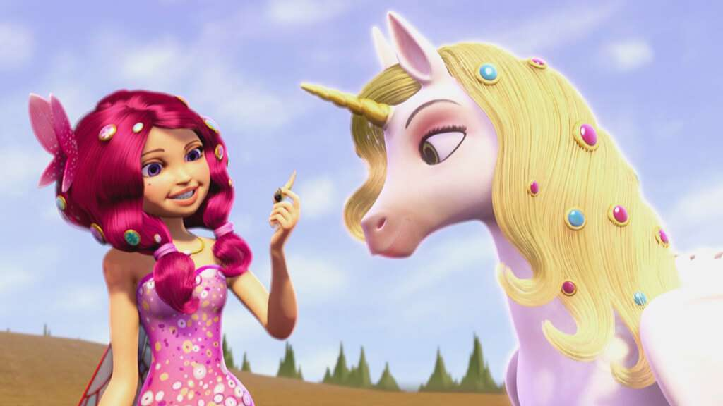Unicorn Rescue Plan Mia and Me Video Clip S1 Ep 124
