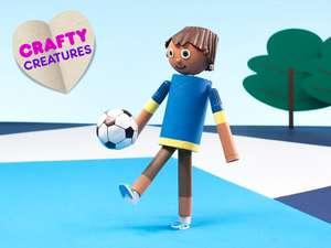 Crafty Creatures Pablo Dora And Friends Video Clip