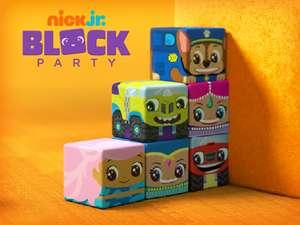 Block Party: Play Ball, Nick Jr. Original Video