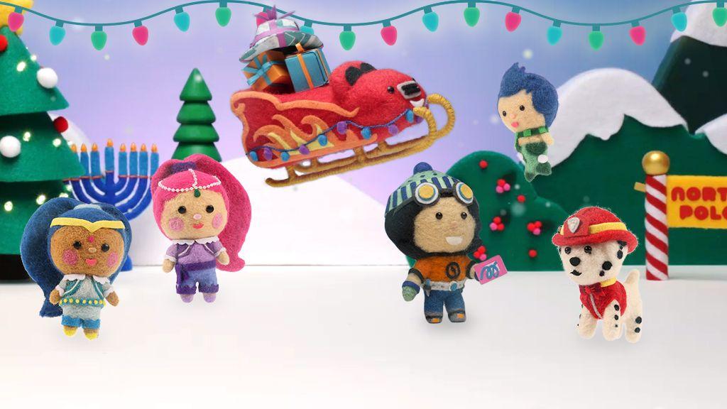 Nick Jr. Holiday Fun Original Video Compilation