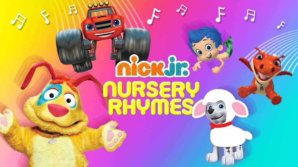Nick Jr. Nursery Rhymes: Nick Jr. Original Video Clip Compilation