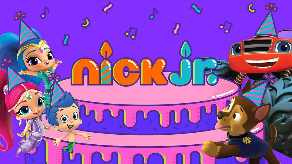 The Nick Jr Birthday Song Nick Jr Original Video