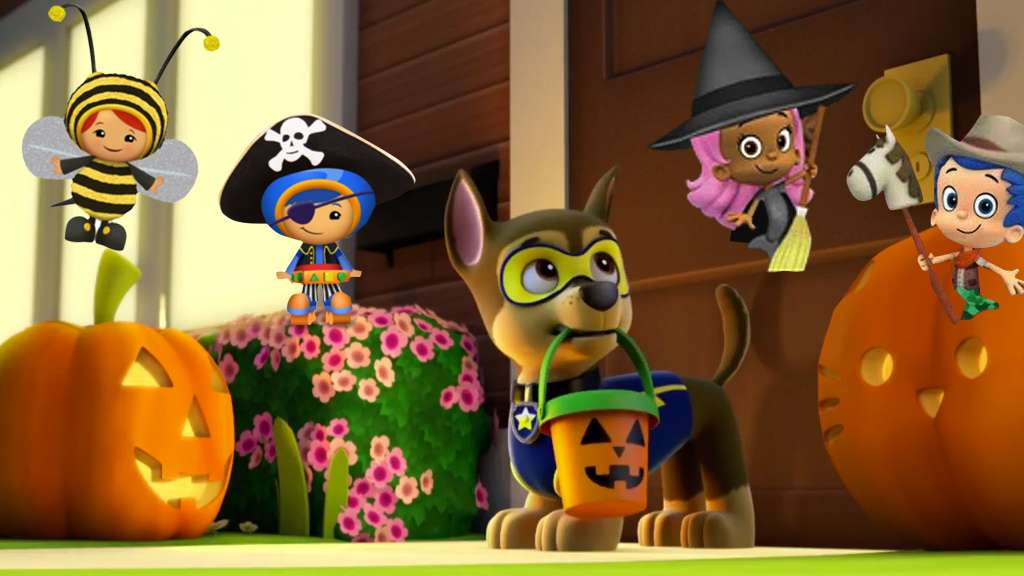Kids Halloween Video