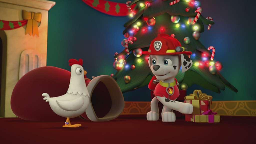 Paw Patrol – Os Filhotes Salvam o Natal