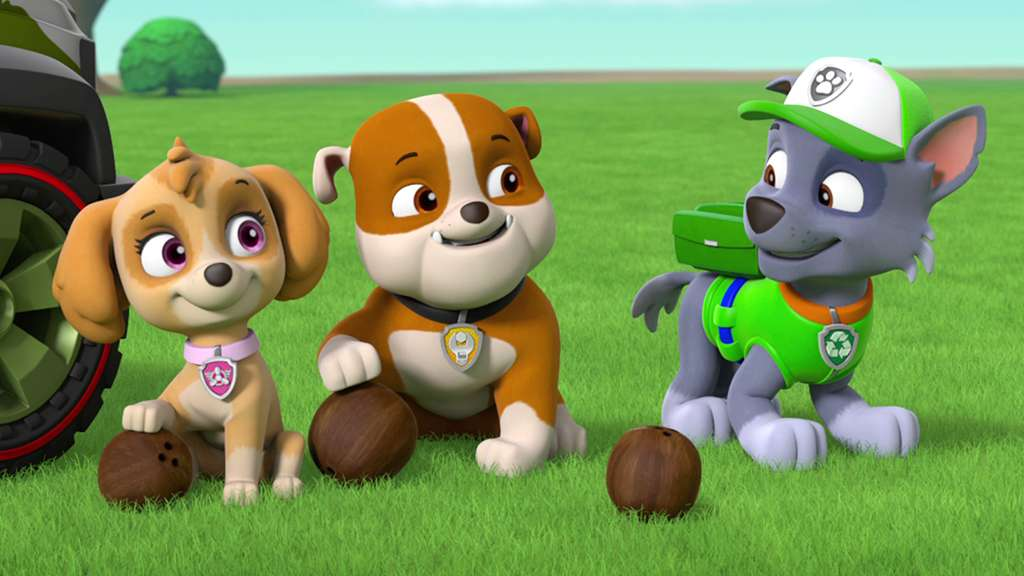 Pictures Of The Paw Patrol Pups | Babangrichie org