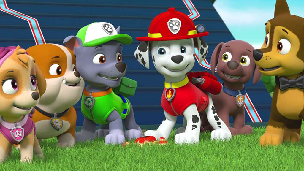 PAW Patrol S5 Ep505 Pups Save an Extreme Lunch/Pups Save a Cat ...