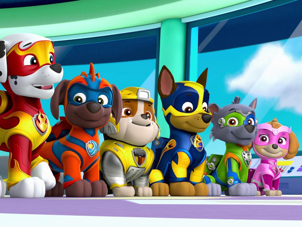 The Paw Patrol Mighty Pups Full Movie Online Free 123movies