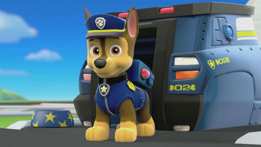 Meet Chase Paw Patrol Video Clip
