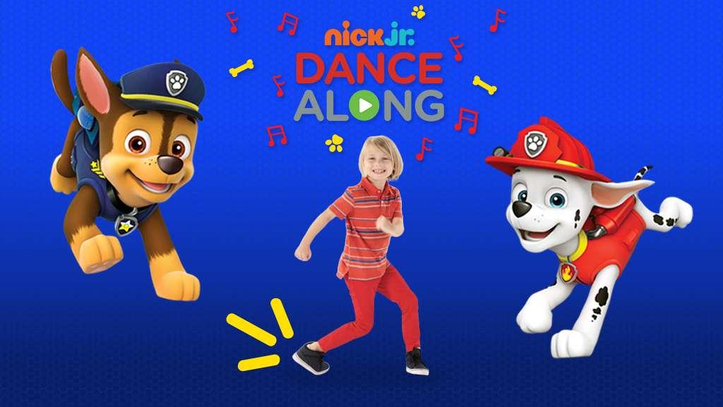 Nick Jr  Dance Along: Paw Patrol Theme Song
