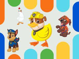 Nick Jr. Mix Ups: Paw Patrol, Nick Jr. Original Video