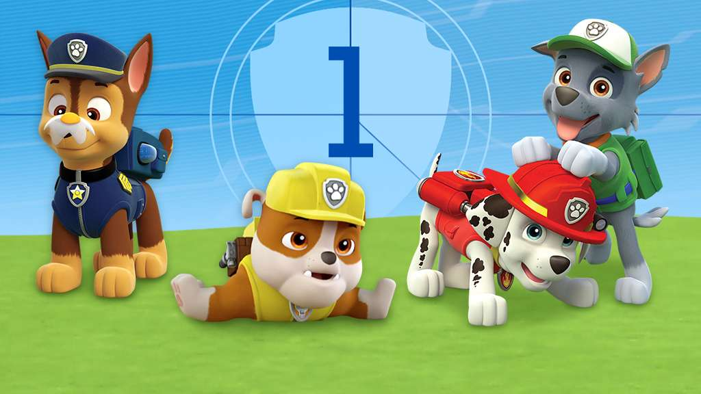 PAW Patrol Goofs and Bloopers: Nick Jr. Silly Short Video