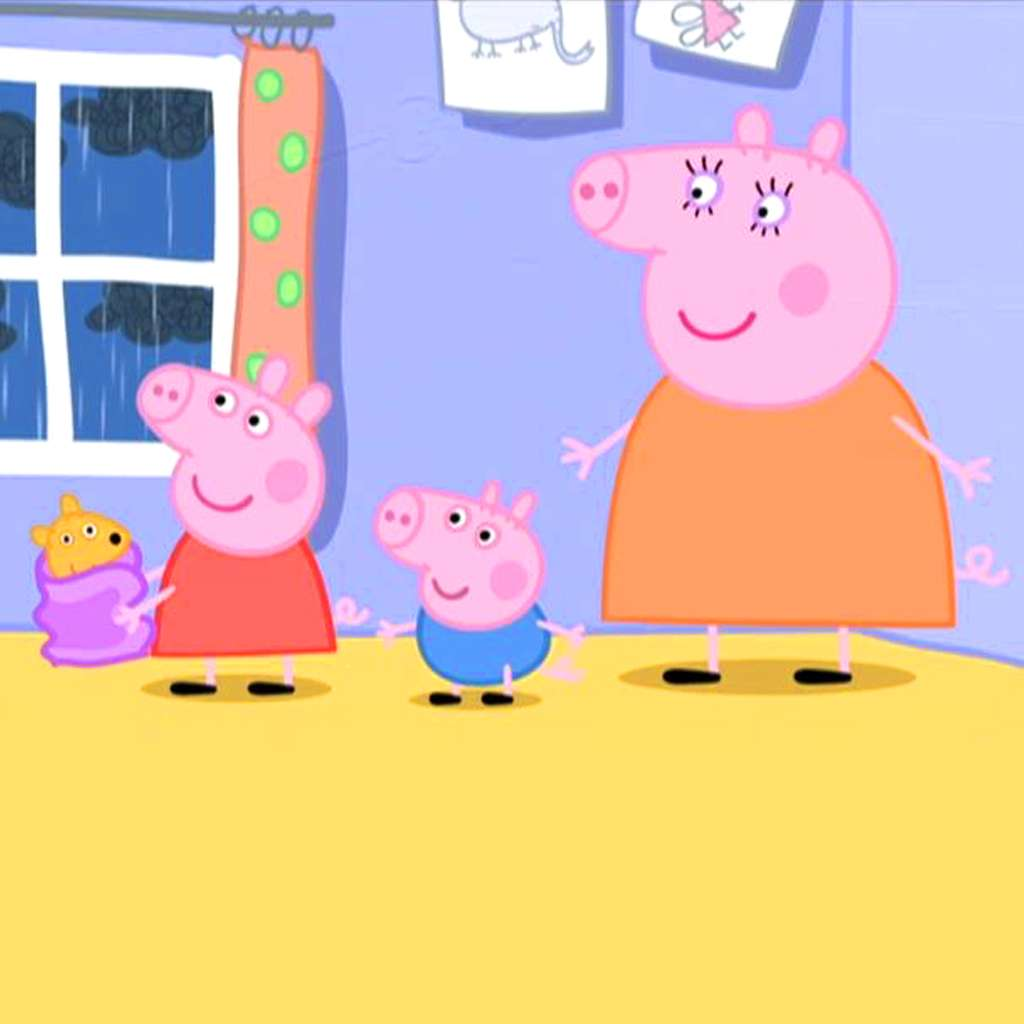 Peppa Pig: Thunderstorms