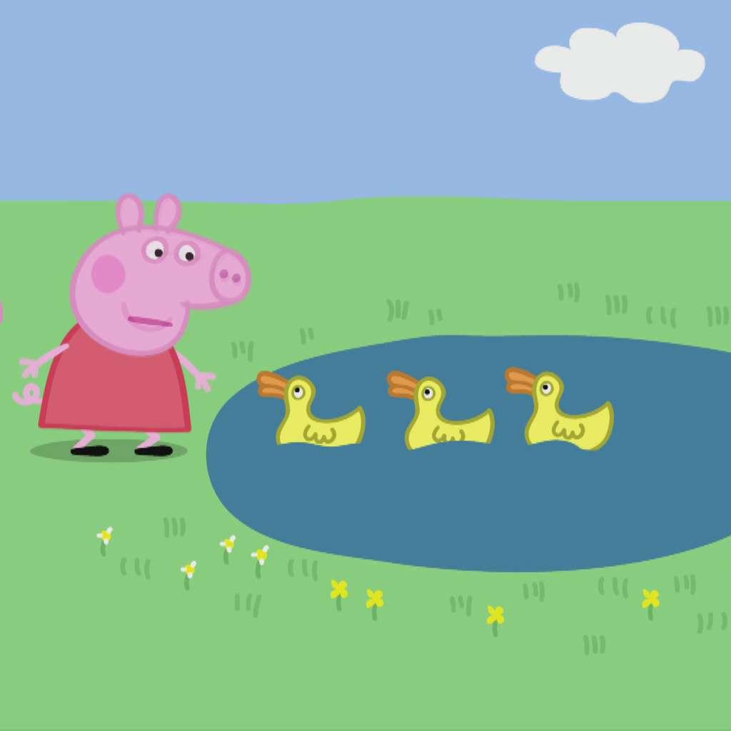 Peppa Pig: Picnic with Ducks