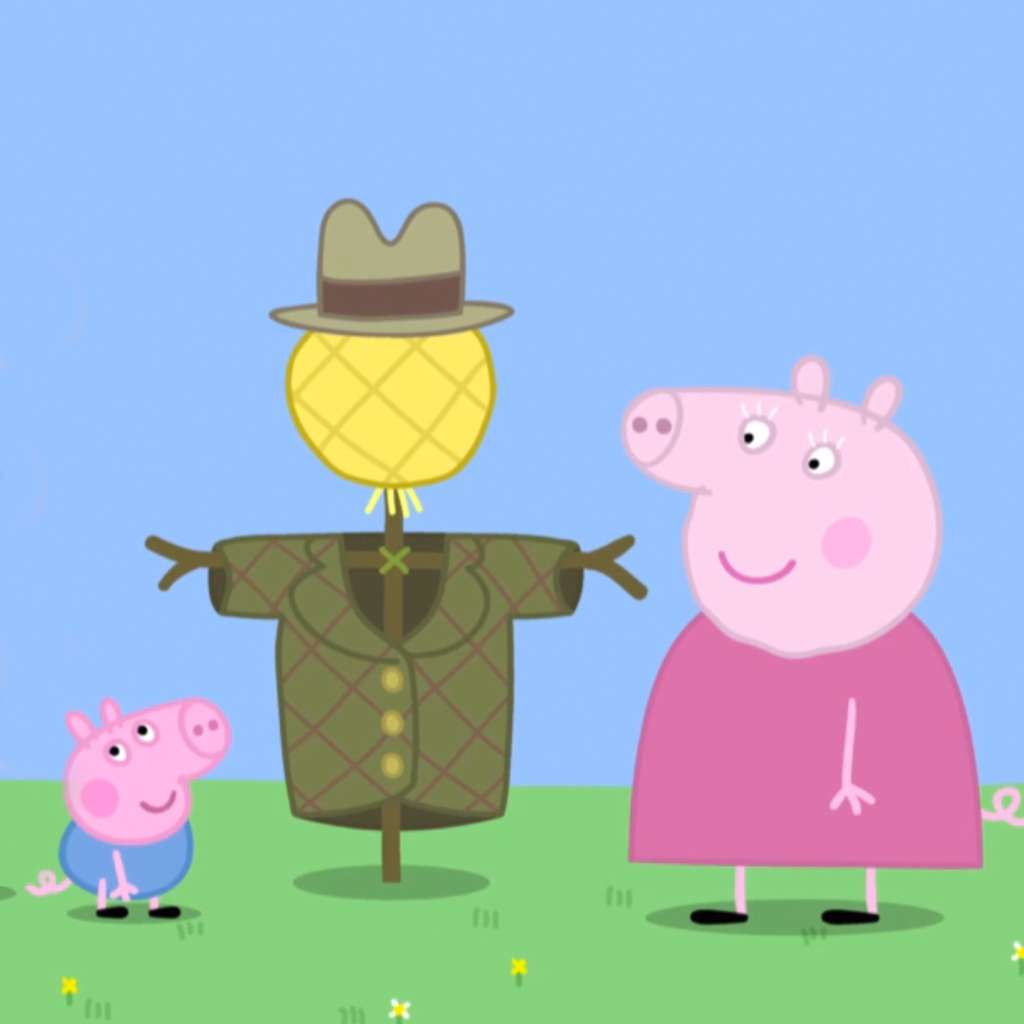 Peppa Pig: Grandpa Pig's Scarecrow