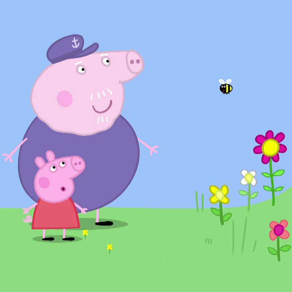 Peppa Pig: Busy Bees