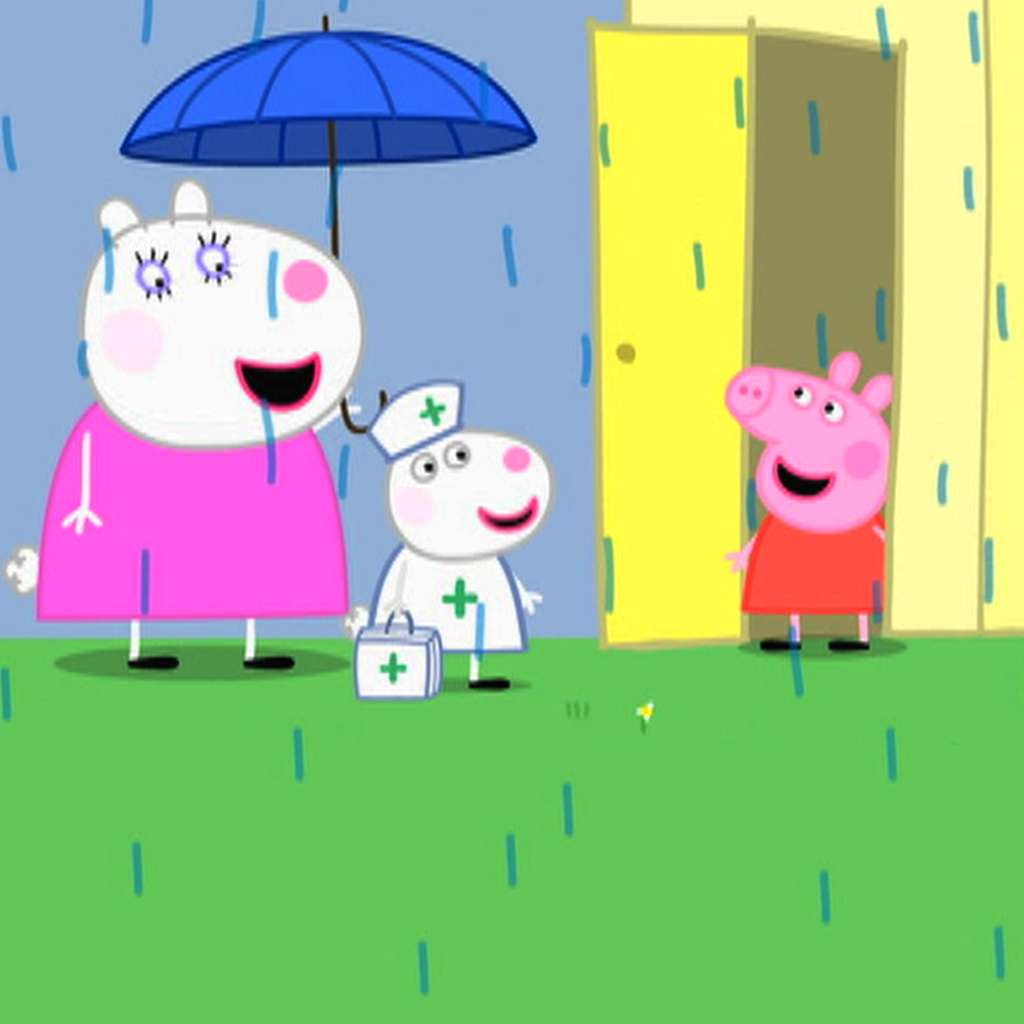 Peppa Pig: Rainy Day Games