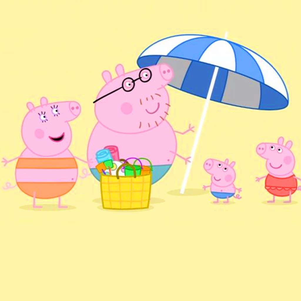 Peppa Pig: At the Beach