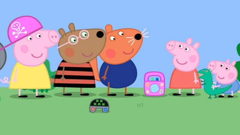 Big Kid Games, Peppa Pig Video Clip: S4, Ep131