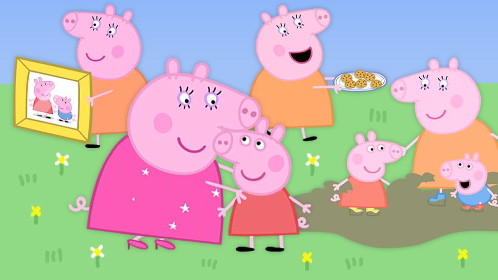 Mummy Pig | Peppa Pig Fanon Wiki | FANDOM powered by Wikia