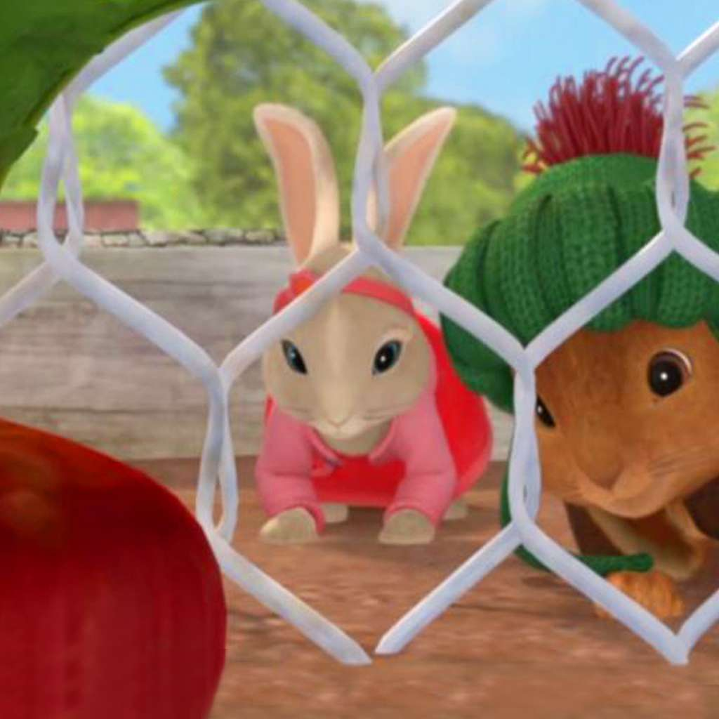 Peter Rabbit: The Prized Radish