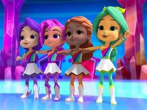 Rainbow Rangers S1 Ep101 Go with the Rainbow Floe/Northern