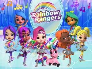 Theme Song Rainbow Rangers Original
