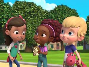 Rusty Rivets S2 Ep216 Rusty And The Heroic Helpers Rusty S