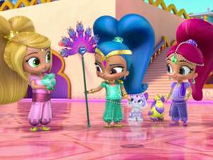 Shimmer And Shine S2 Ep207b Staffinated Full Episode