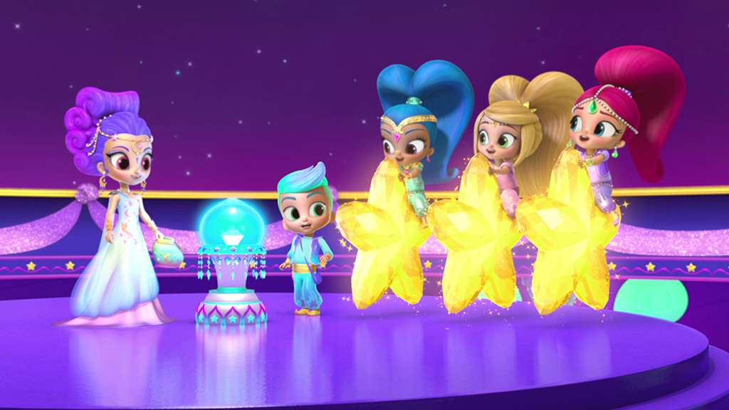 Shimmer And Shine S2 Welcome To Zahramay Falls Ep201 Full Episode
