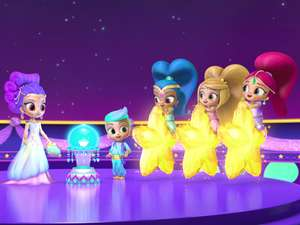 Shimmer And Shine S3 Ep315 Zahramay Dreams Careful What You Wish For Full Episodes