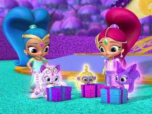 Shimmer And Shine S3 Ep318 Zahra Glitter Zahra Glow Full
