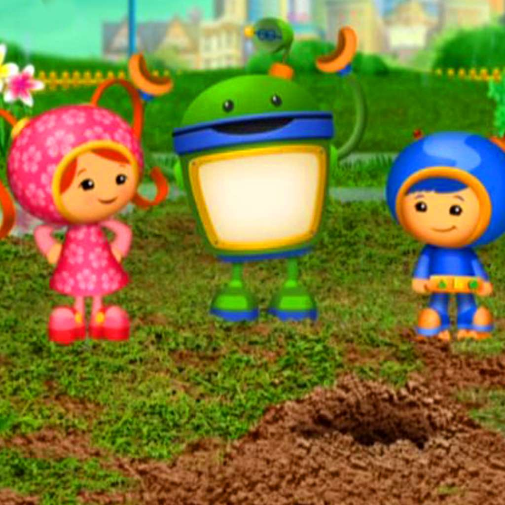 Team Umizoomi: Savin' in the Rain