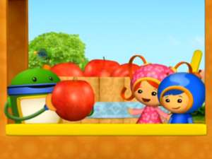 Running With The Bulls Team Umizoomi Video Clip S3 Ep317