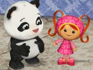 Team Umizoomi S4 Ep407 Little Panda Joe Full Episode