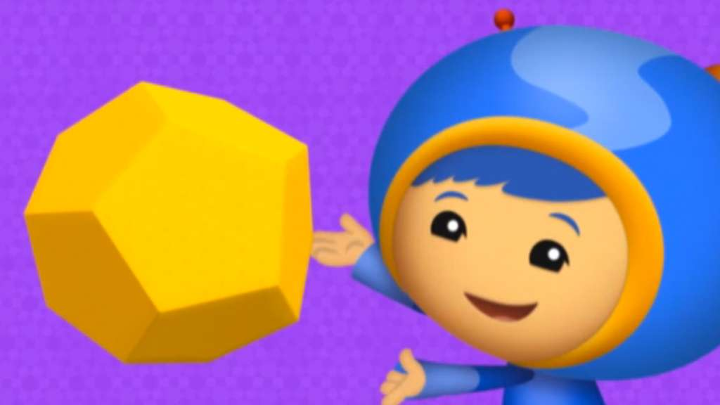 dodecahedron count it up and sing with team umizoomi
