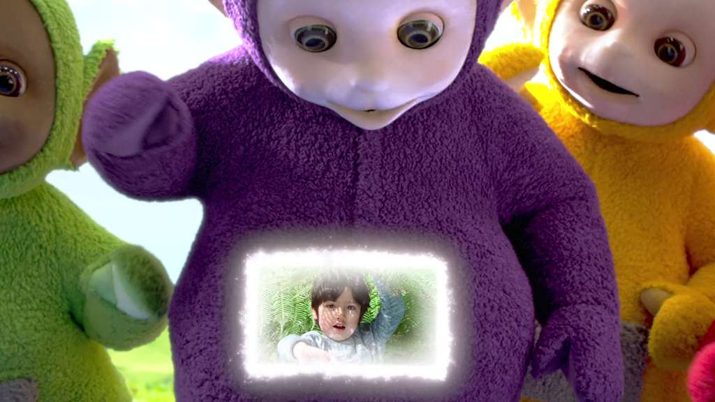 Come In Tinky Winky Teletubbies Video Clip S15 Ep1543