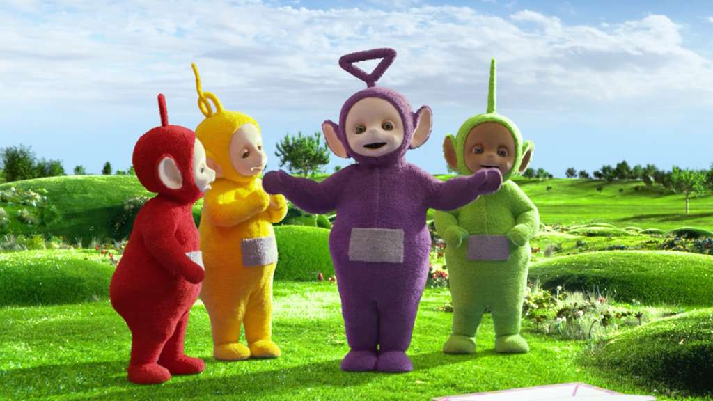 Teletubbies S15 Ep1547 Party Invitation Full Episode