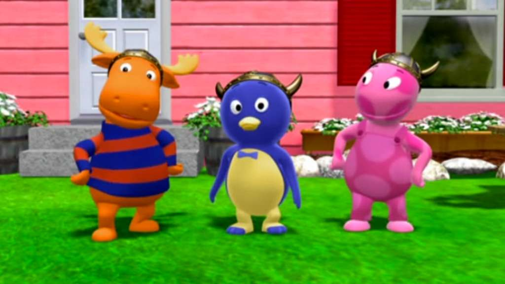 Watch A Flower Power Video The Backyardigans S4 Ep406