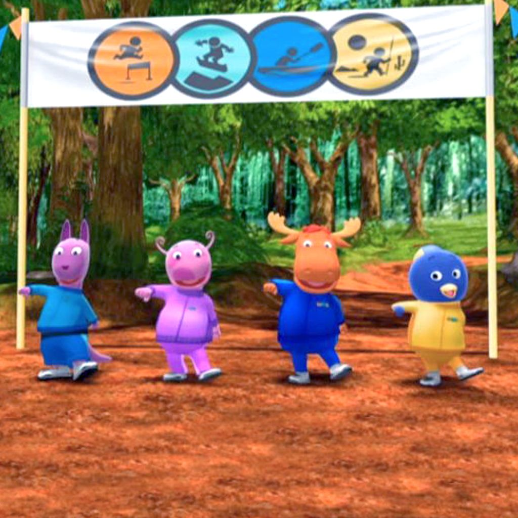 Backyardigans The Pictures Toonarific 28 Images Image