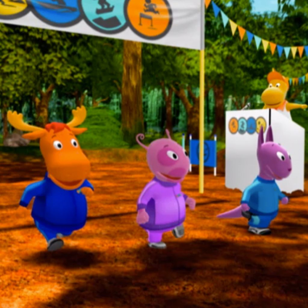 Image Gallery nick jr backyardigans