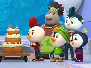 Top Wing S1 Ep114 Birthday Bandits The Mystery Of The