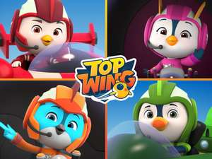 Meet The Top Wing Cadets Top Wing Video Clip
