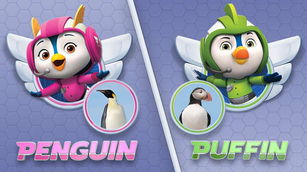 Penguin or Puffin