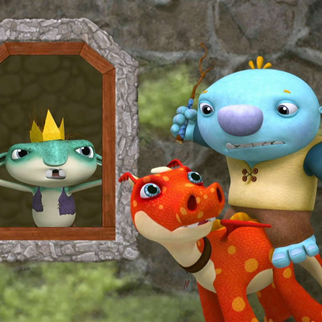 Nickelodeon Music: Wallykazam: My Friend the King