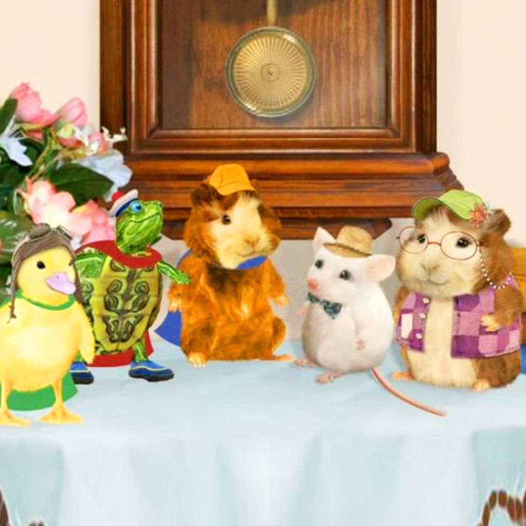 Wonder Pets Full Episodes, Videos and Games on Nick Jr.