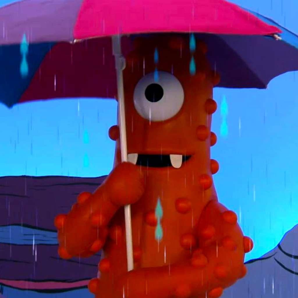 Yo Gabba Gabba: Weather