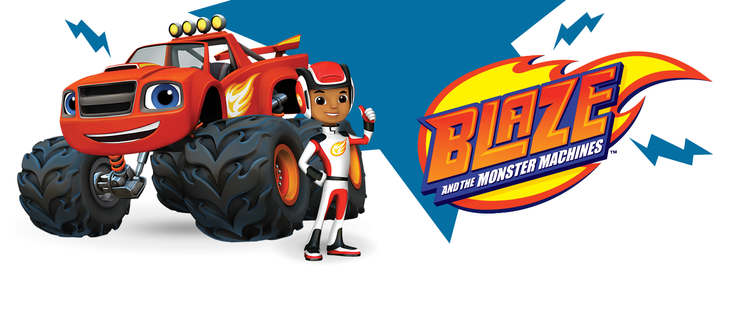 1000 images about blaze the monster machines printables for Blaze cartoni
