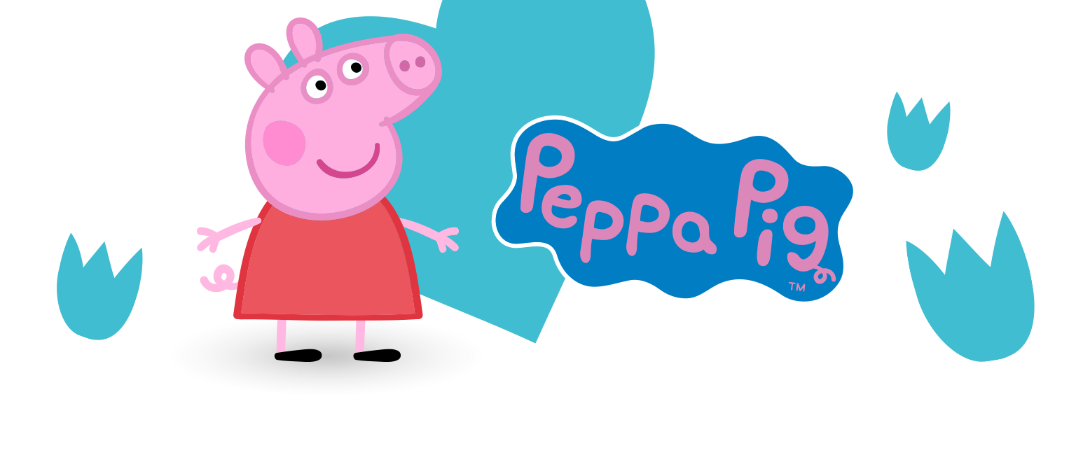 pics for gt peppa pig logo png